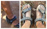 ноги / Гайана