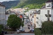бергенские улицы / Норвегия
