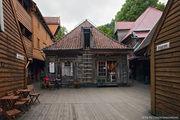 деревянные дома / Норвегия