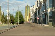 к резиденции Президента / Казахстан