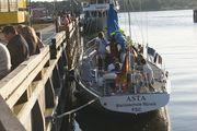 яхта / Литва