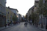 вечерний город / Литва
