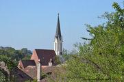 вид с холма / Австрия
