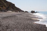 уголок пляжа / Кипр