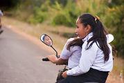 школьницы / Лаос
