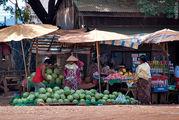 рынок / Лаос
