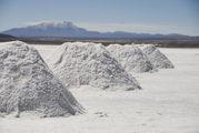 горы соли / Боливия