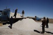 грузовик соли / Боливия