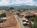 горы / Куба