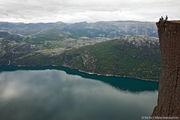 сяду на краю / Норвегия