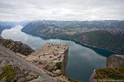 многолюдно / Норвегия
