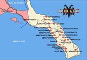 на карте / Греция