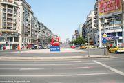на площади / Румыния