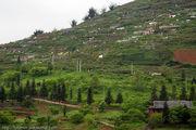 кладбище со стороны / Вьетнам
