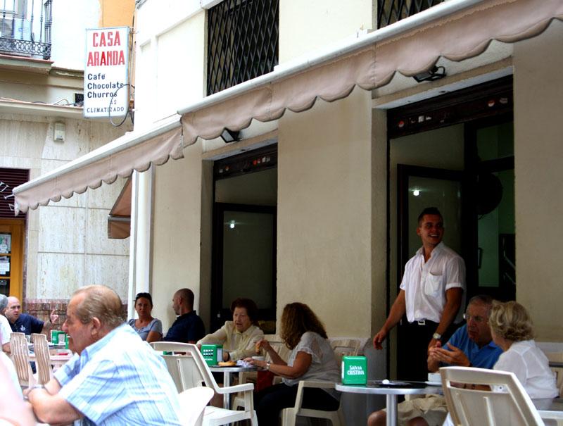 Кафе Casa Aranda / Фото из Испании