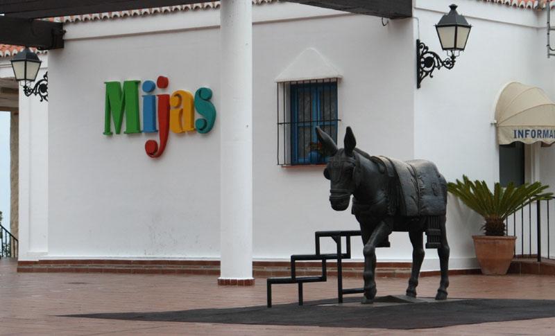 Туристический офис Михаса, Испания / Фото из Испании