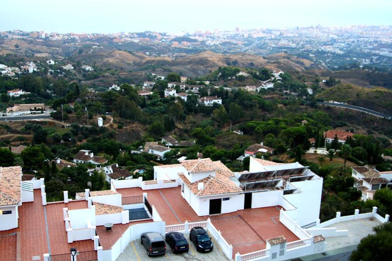 Вид на побережье Андалусии, Испания / Фото из Испании