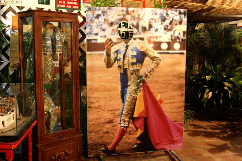 В музее корриды в Михасе, Испания / Фото из Испании