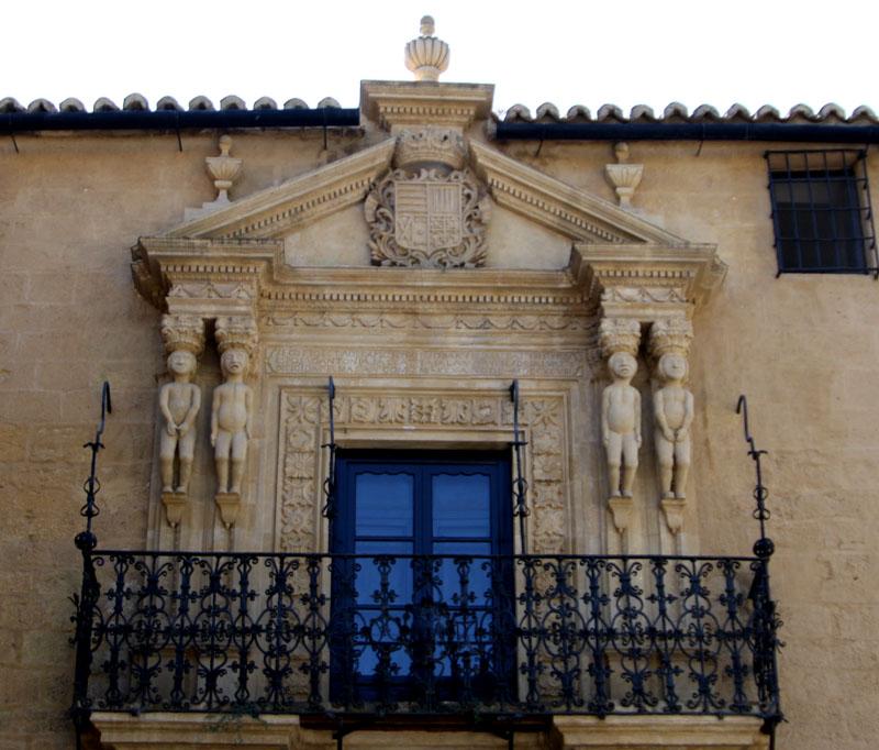 Дворец маркиза де Сальватьерра в Ронде, Испания / Фото из Испании