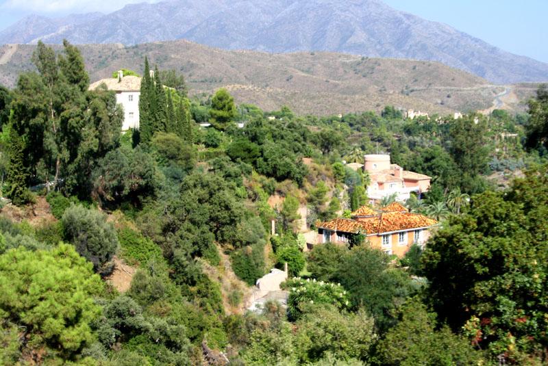 Виллы в Марбелье, Испания / Фото из Испании