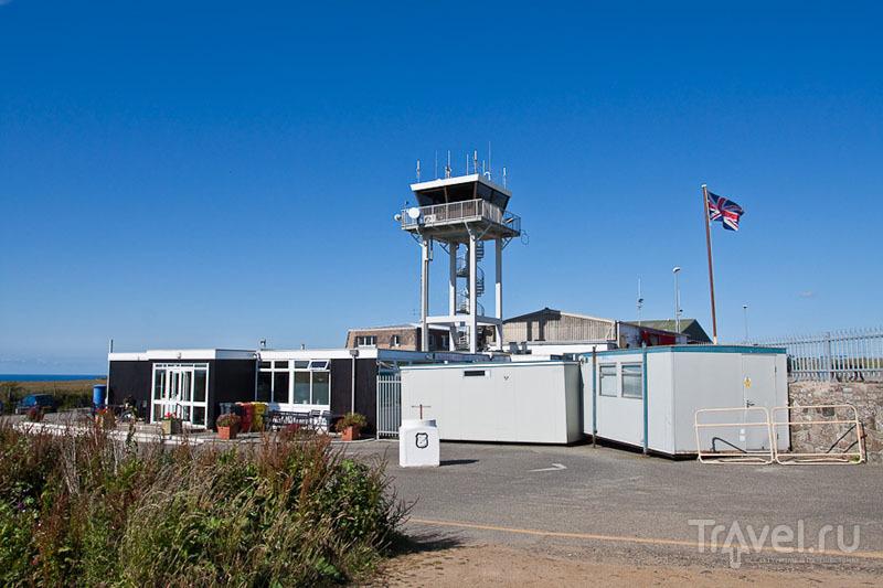Аэровокзал острова Олдерни / Фото из Великобритании