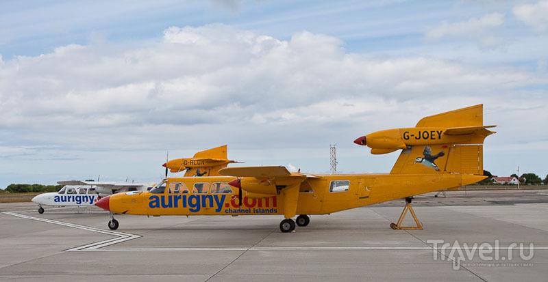 Самолет G-JOEY / Фото из Великобритании