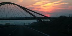 скоростное шоссе / Польша