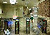 Турникеты метро / Турция
