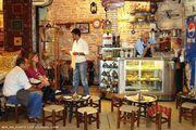 Кафе на Гранд Базаре / Турция