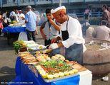 Бутерброд из рыбы / Турция