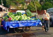 Прилавок с овощами / Турция