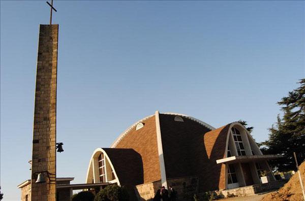 Собор в Масеру, Лесото / Фото из Лесото