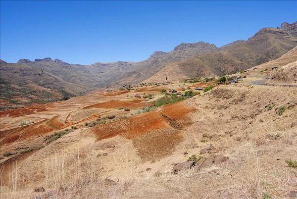 Природа Лесото / Фото из Лесото