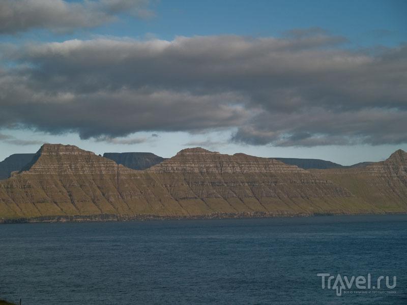 Берега Фарерских островов / Фото с Фарерских островов