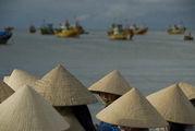 Шляпы конического фасона / Вьетнам