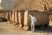 Блоки пирамид / Египет