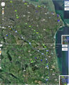 Замки на карте / Ирландия