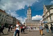 Веселые туристы / Бельгия