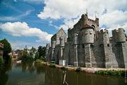 Замок Графов / Бельгия