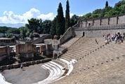 Большой театр в Помпеях / Италия