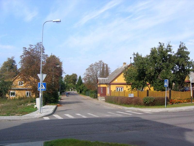 Сонный Молетай, Литва / Фото из Литвы