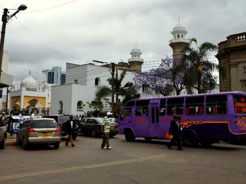 Мечеть в Найроби / Фото из Кении