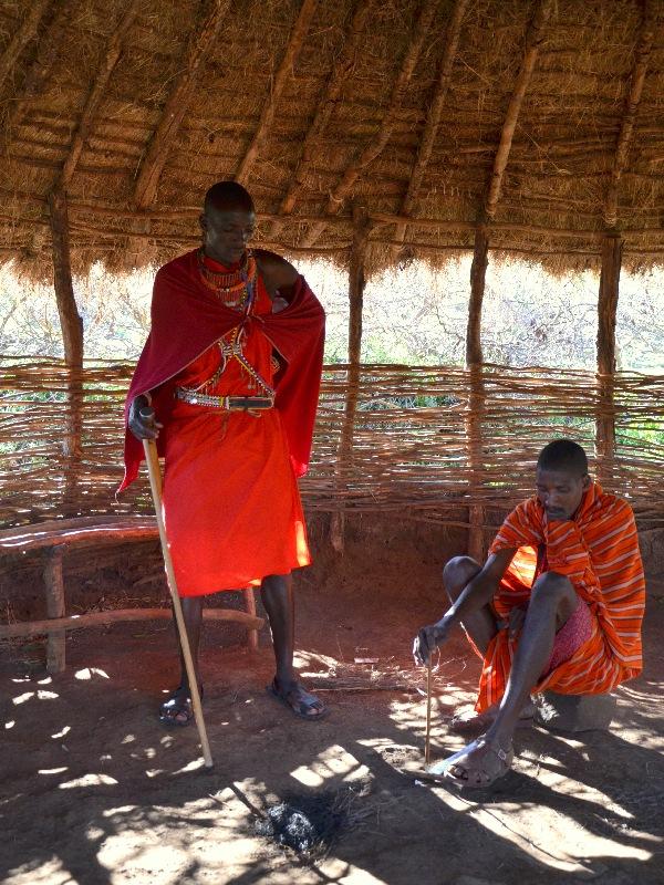 Масаи, Кения / Фото из Кении