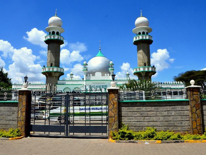 Мечеть Ага-хана в Найроби, Кения / Фото из Кении