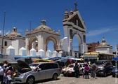Освящение автомобилей / Боливия