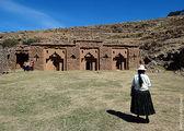 Храм Луны / Боливия