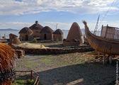 Тростниковые лодки / Боливия