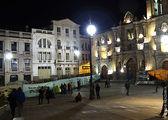 Ла Пас ночью  / Боливия