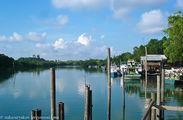 Пристань и катера / Малайзия