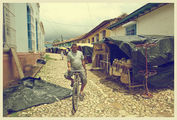 Уличная торговля / Куба